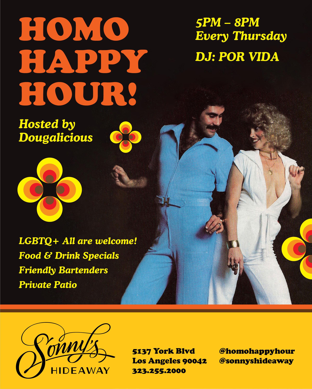 Homo Happy Hour image 1