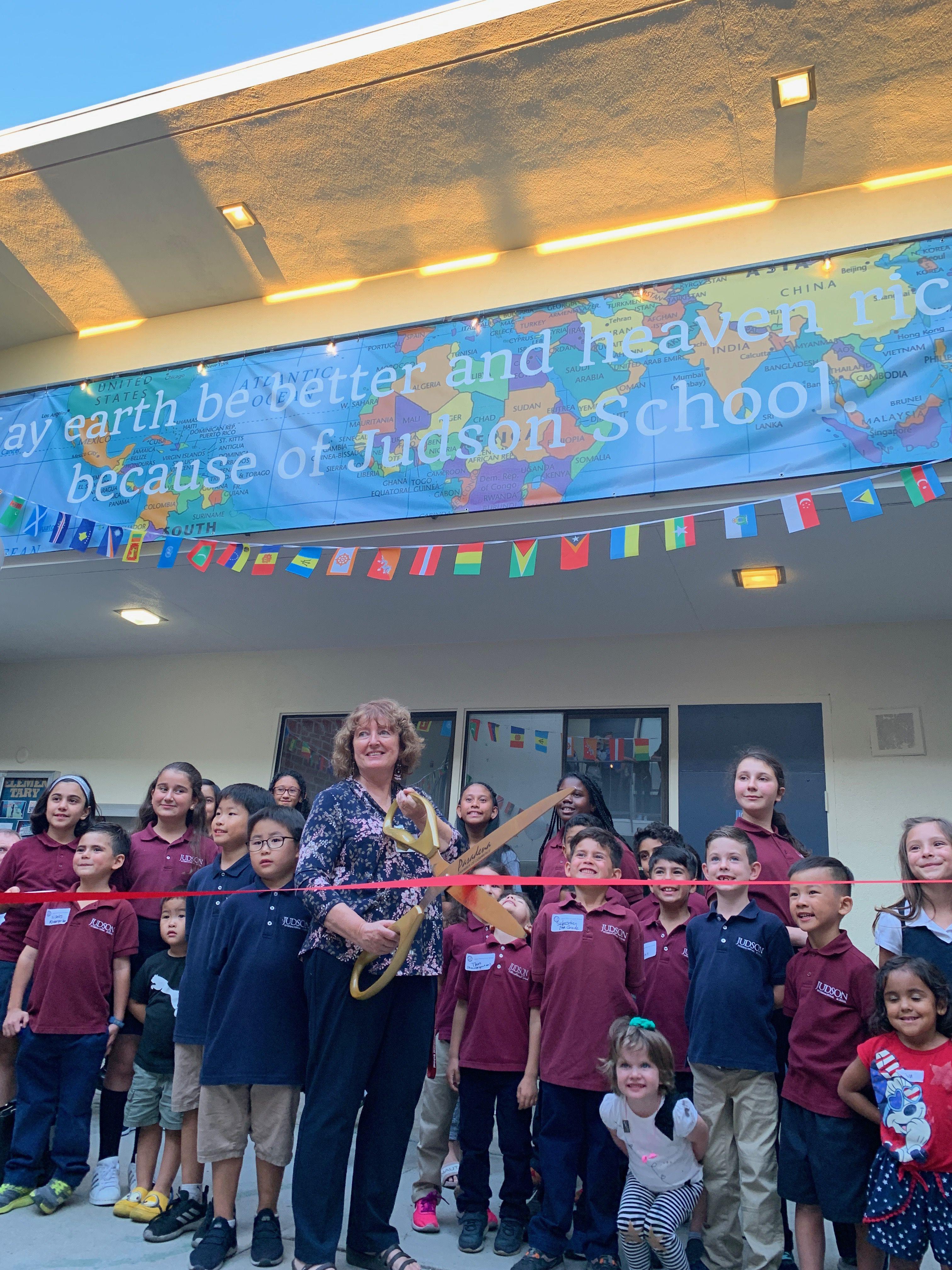 Eagle Rock Grand Opening for Judson International School image 1