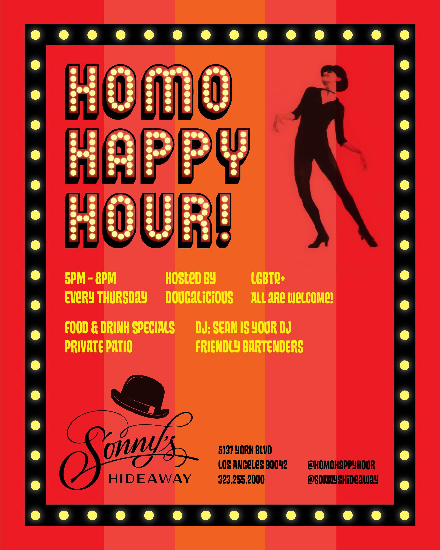 Highland Park Homo Happy Hour image 1