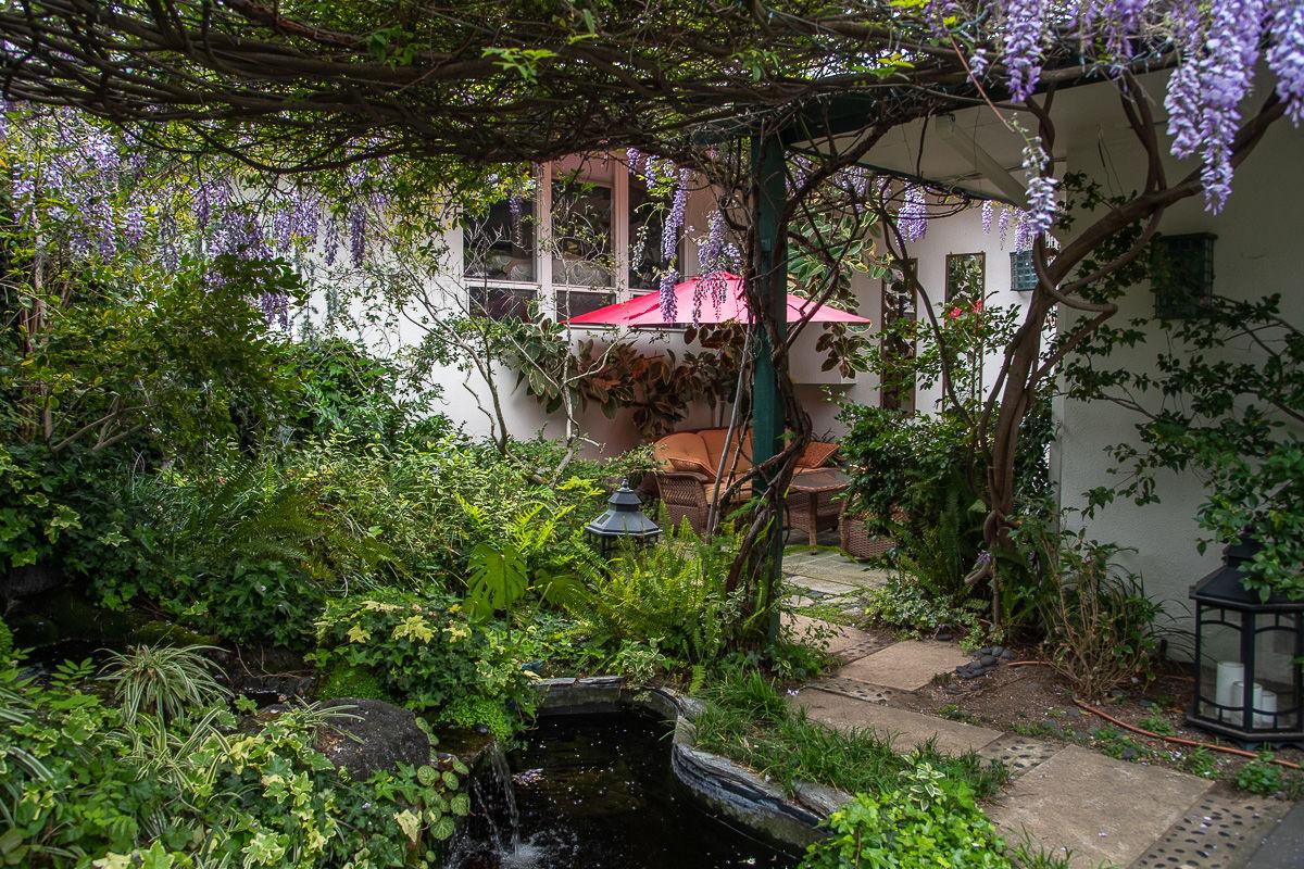 Relax in Tranquil Indoor-Outdoor Living in this Custom-Built Altadena Homestead image 2