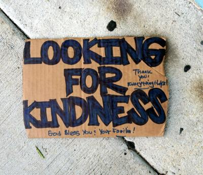 Looking for Kindness