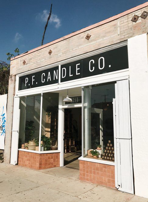 P.F. Candle lights up the Echo Park shopping scene