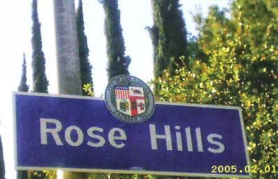 El Sereno to make room for Rose Hills