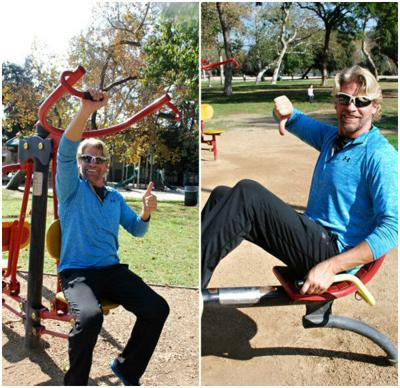 Outdoor Park Gyms: The Good, The Bad and the Smoking-Optional