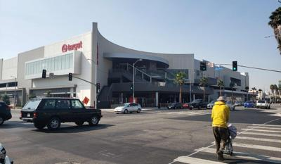 East Hollywood Target store