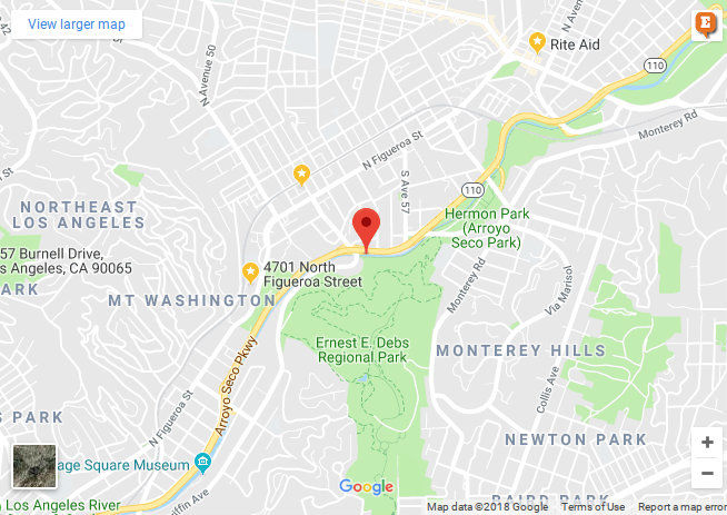 Small Montecito Heights grass fire extinguished