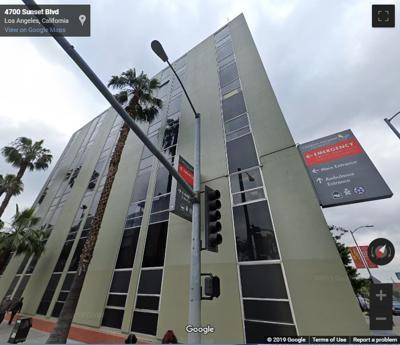 Google Street View of Childrens Hospital