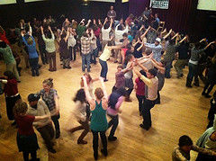 A few tips for the first-time urban square dancer