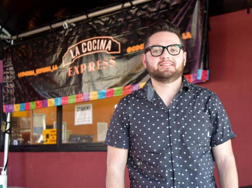 A former tech worker now serving up his take on Mexican cuisine in East LA