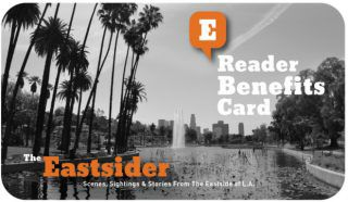 Don't wait! Start reaping the benefits now of reading The Eastsider