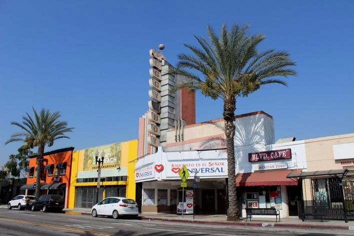 Shining a spotlight on the old movie houses of East LA