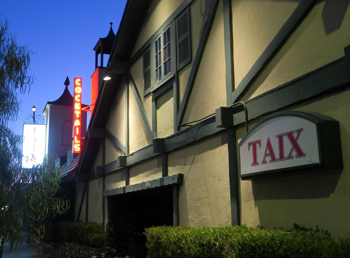 Taix French Restaurant May 2020