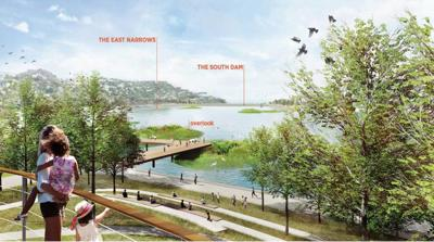 Islands? Floating Docks? Wetlands? Silver Lake considers the future of its reservoirs