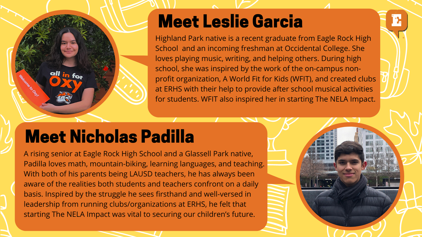 Meet the NELA Impact Founders