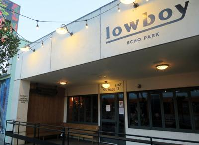 Echo Park Lowboy