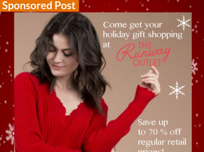 Get Your Holiday Shopping at The Runway Outlet