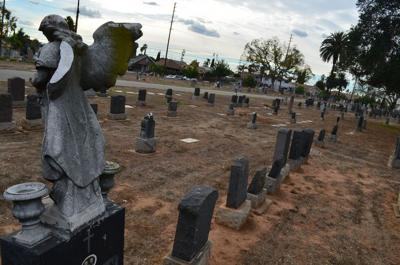 County supervisor wants lawns revived at Boyle Heights cemetery