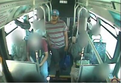 Suspect arrested in East L.A. bus passenger stabbing