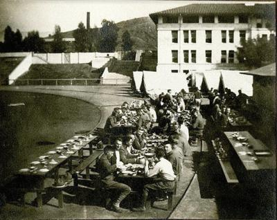 Occidental College 1918