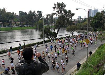 24,000 runners to pour through Echo Park and Silver Lake for 2019 L.A. Marathon