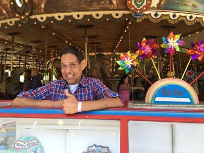 The Carousel Man