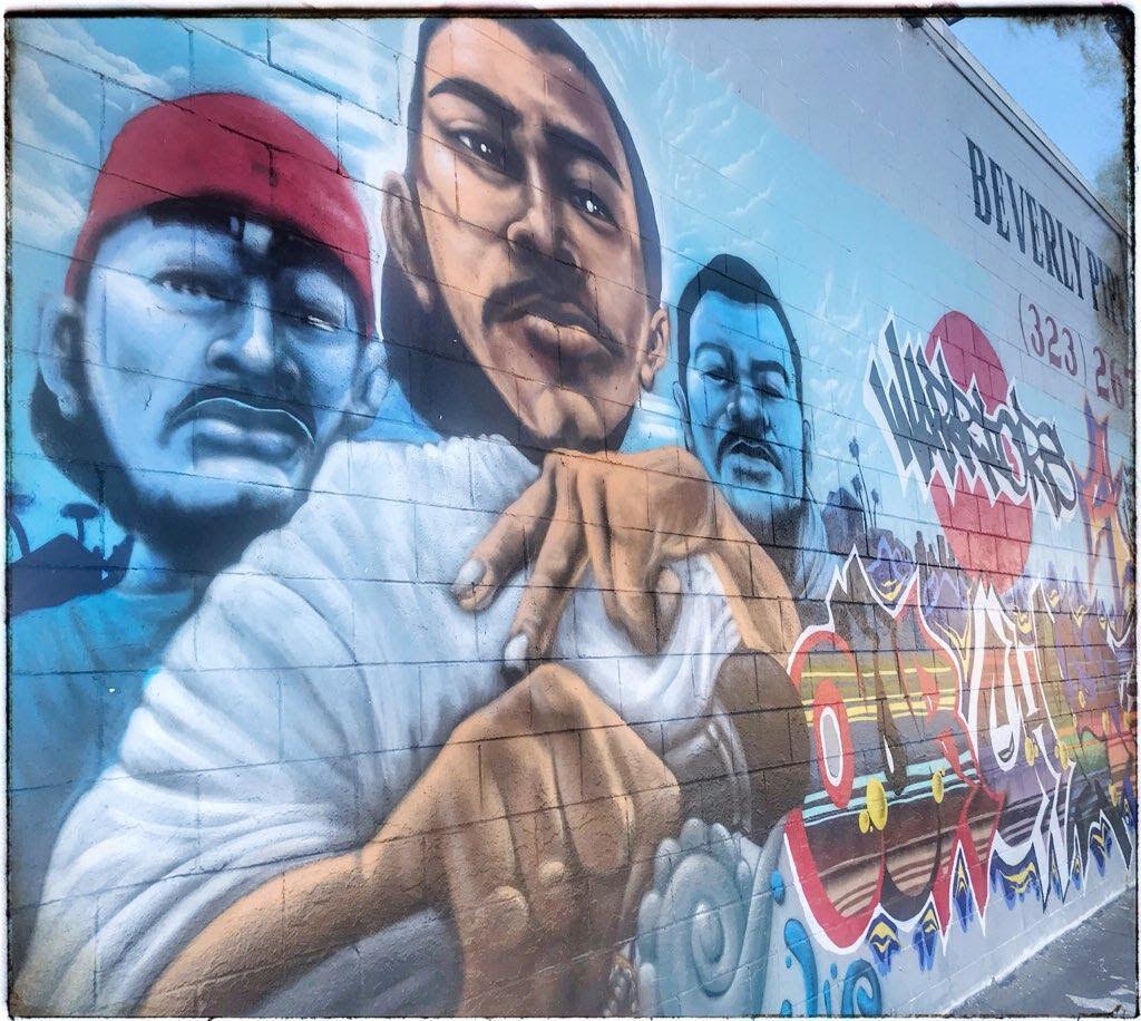 New East LA Mural