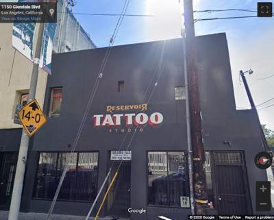 Reservoir Tattoo