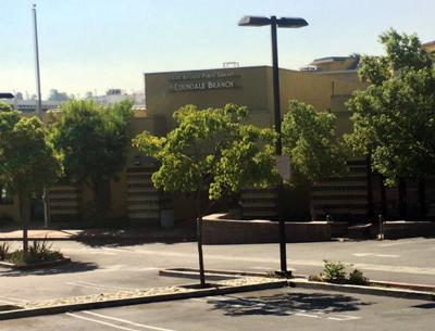 """Echo Park library branch lot could become """"safe parking"""" site for the homeless"""