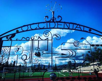 Occidental College Gateway