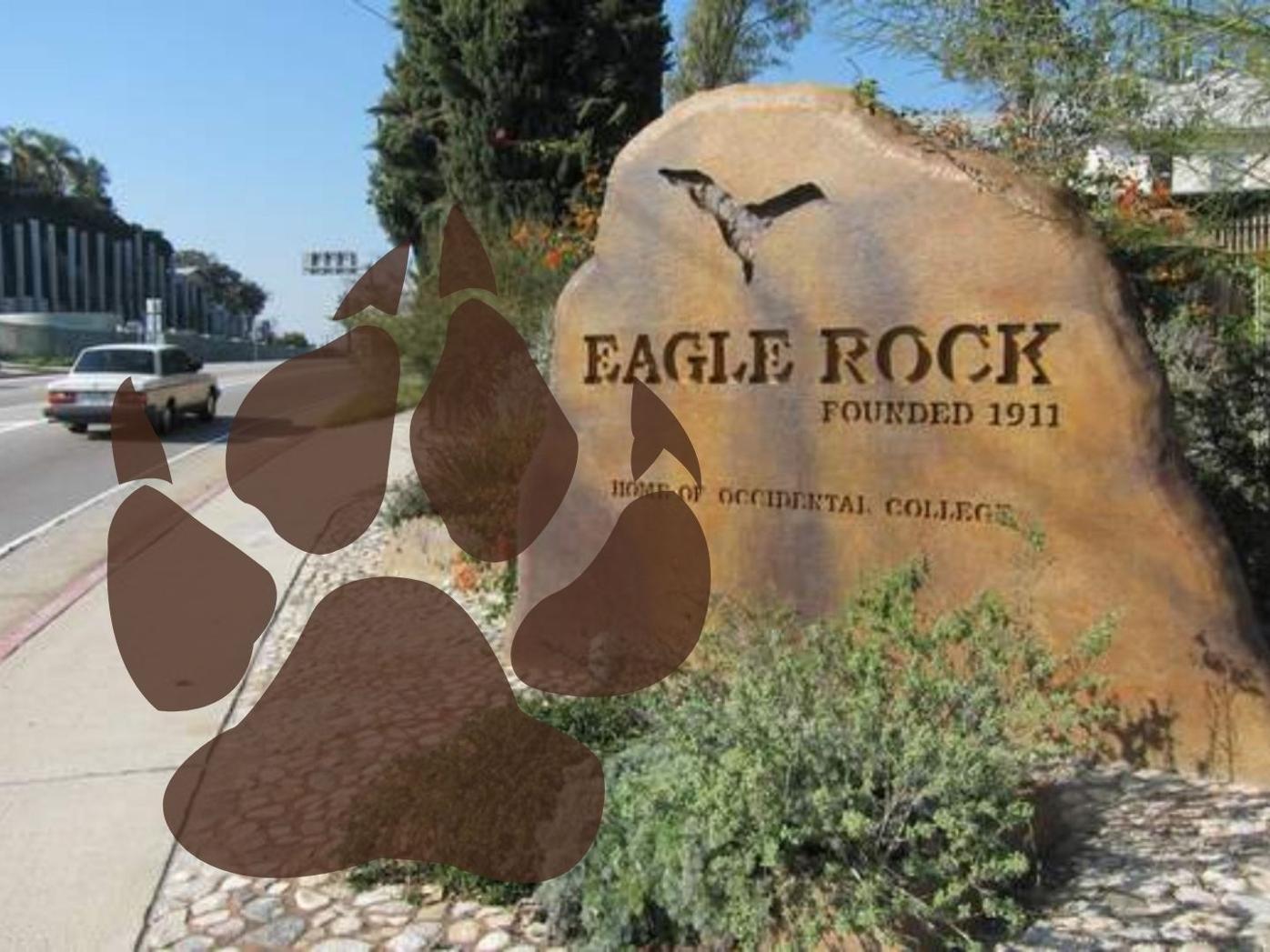 Bear Eagle Rock
