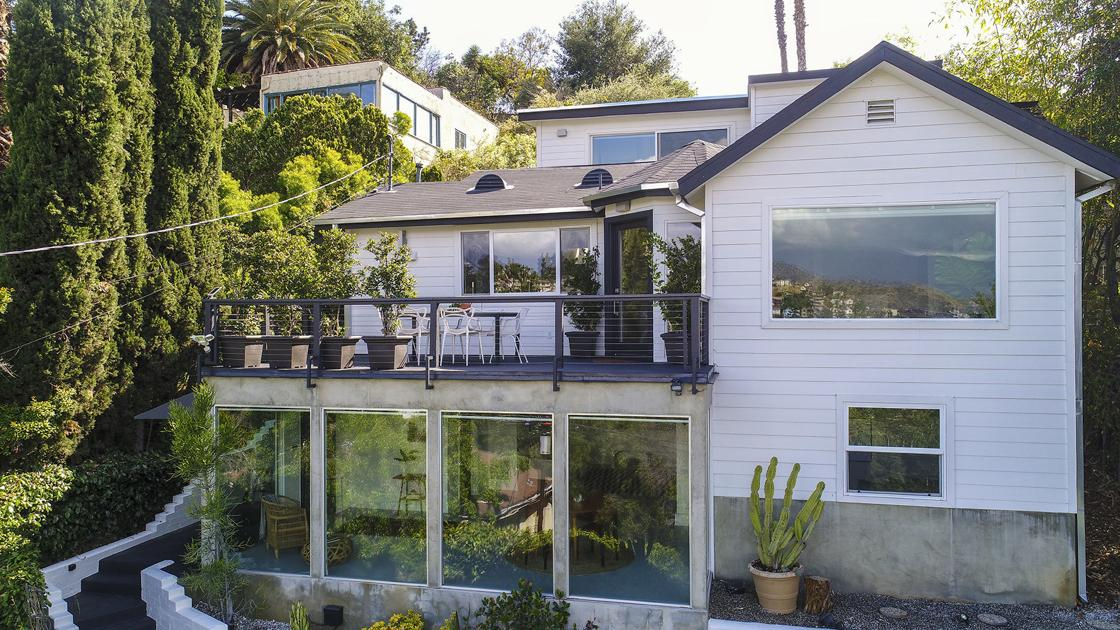 Just Listed! Stunning Adams Hill Modern and a Highland Park Bungalow