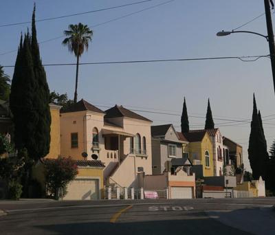 City Terrace Streetscape