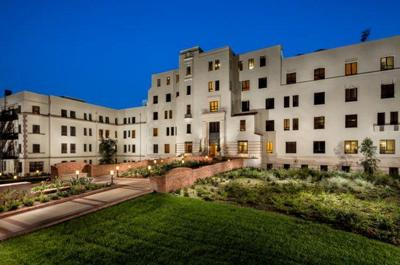 """Remake of Boyle Heights' """"Haunted Hospital"""" wins historic preservation honor"""