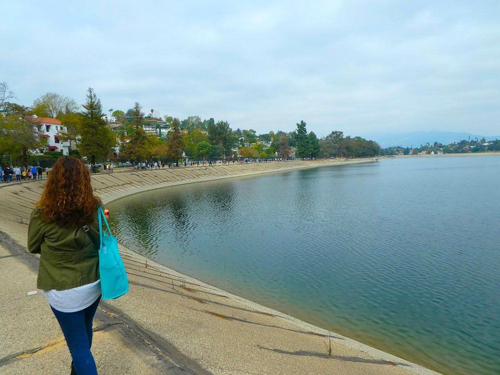 2018 Favorites: A new view of the Silver Lake Reservoir