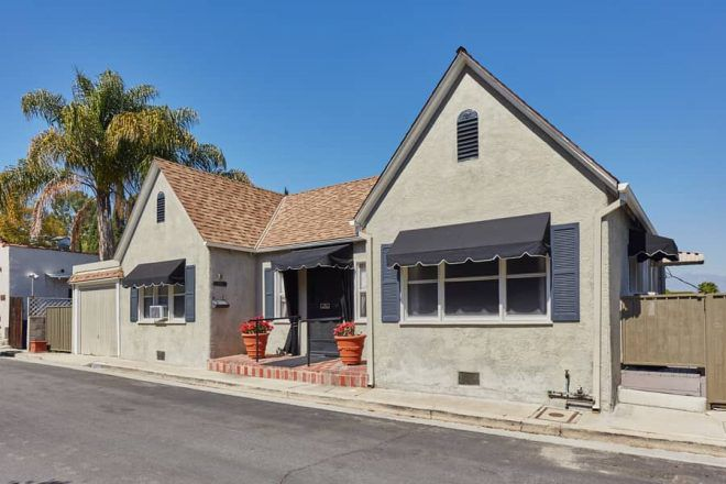 For Sale: Hillside Duplex in Silver Lake