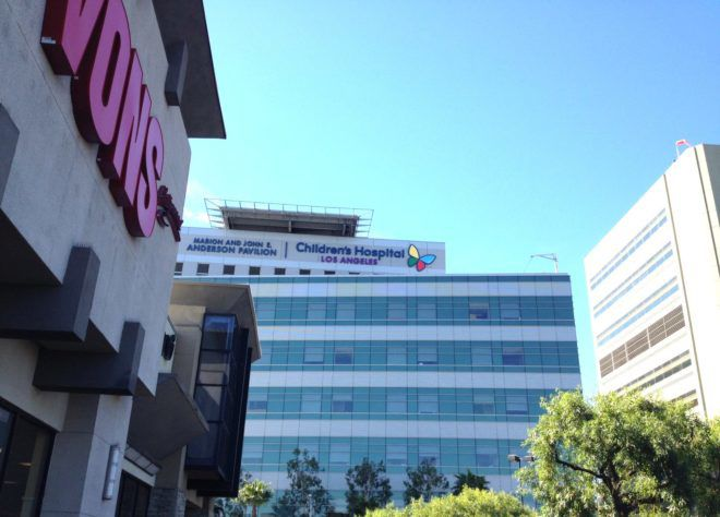 Children's Hospital L.A. purchases East Hollywood Vons property as it prepares for future growth