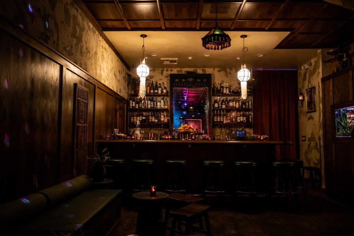 The bar Spirit House Echo Park