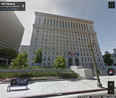 L.A. County Sheriff's Department headquarters