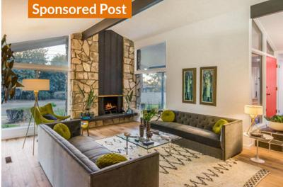 Friendly Hills Modernist Ranch home stunner on more than 1/2 acre