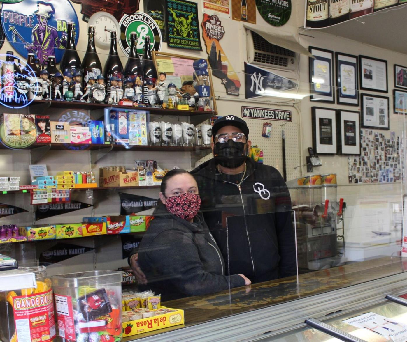 Sara's Market owners