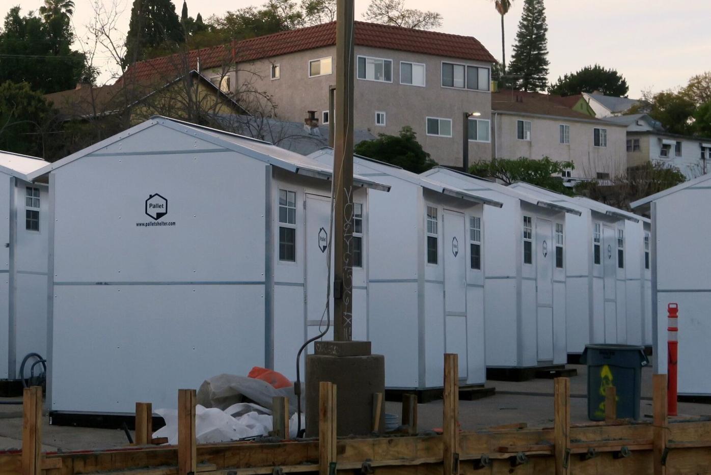 Pallet Homes Echo Park