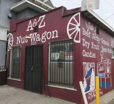 A&Z Nut Wagon Boyle Heights