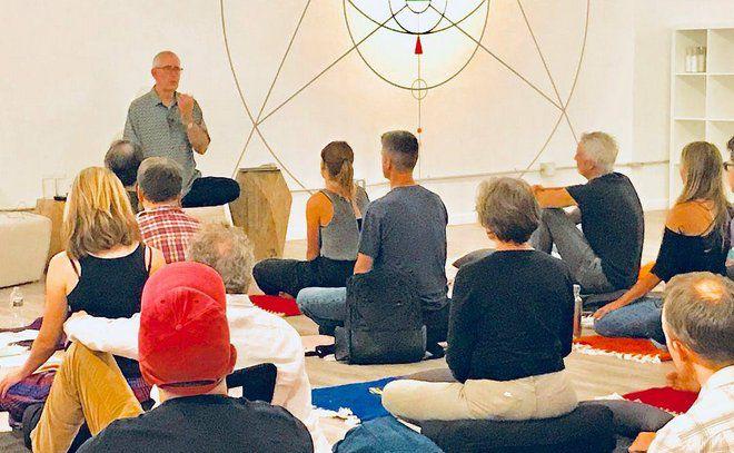 Mindfulness + Path of Meditation with David Nichtern