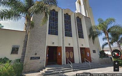 Suspected arsonist arrested in connection with Boyle Heights church fire