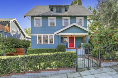 For Sale: Just Listed: Echo Park Craftsman