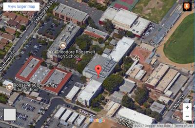 A new vision for Roosevelt High has some Boyle Heights residents worried about demolition