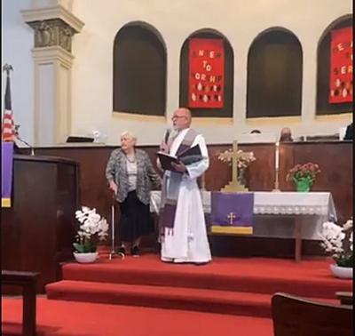 Echo Park United Methodist Church live stream