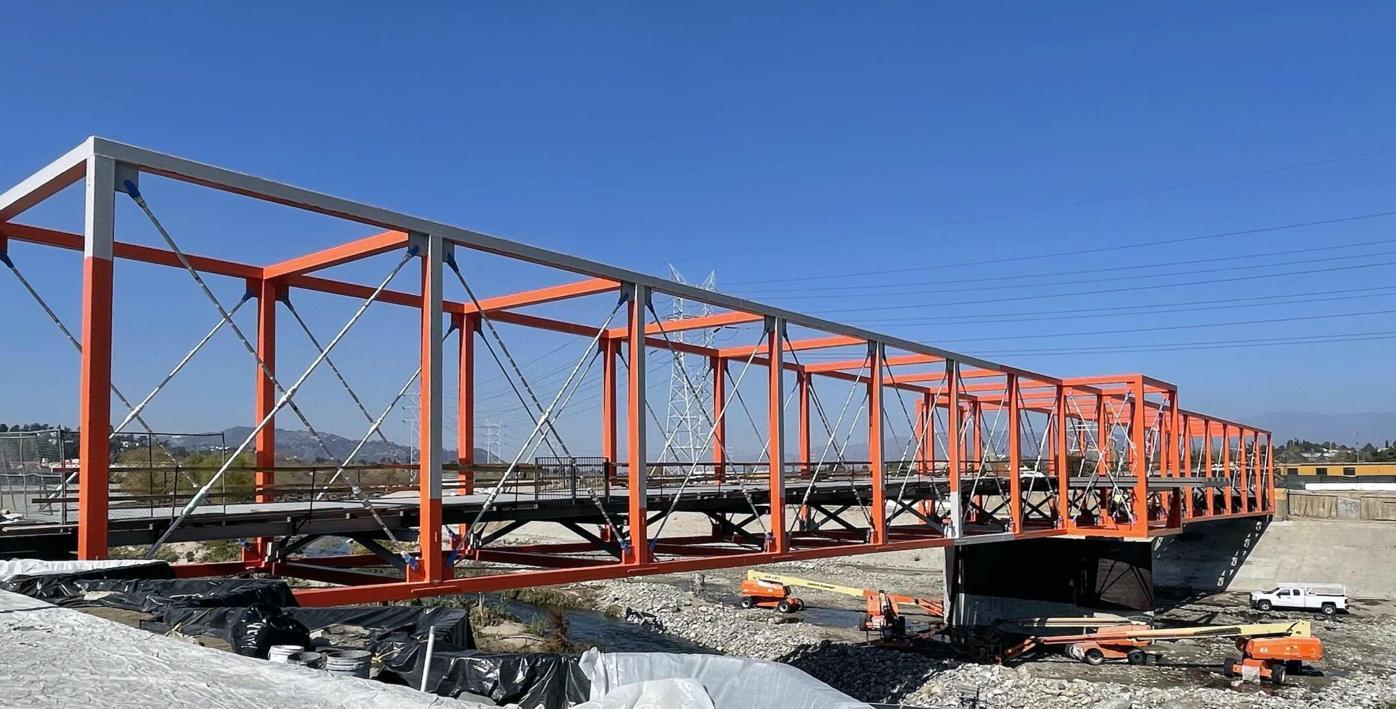 Taylor Yard Bridge 1