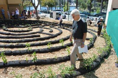 New Echo Park parish garden to nourish body and soul
