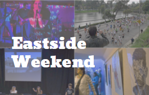 Wine and painting in Eagle Rock; Walk for Kids Growth in Griffith Park; comedy films in Echo Park